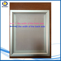 Inserted aluminum snap frame, A4 photo frame, picture fram for shop and mall