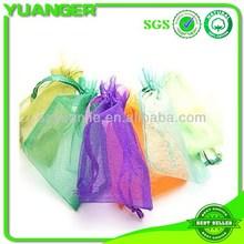 2015 popular organza sheer bags