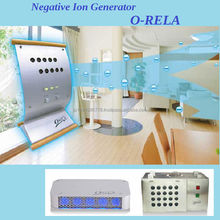 High quality static ionizer O-RELA fills your room with negative ions