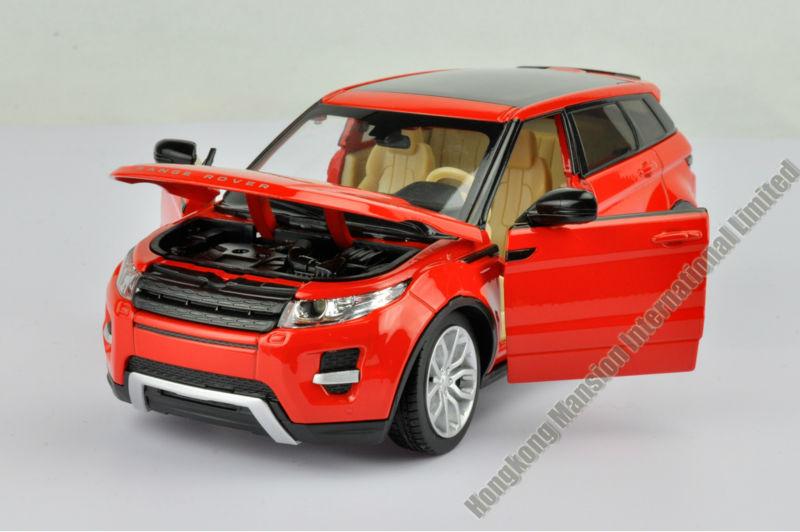 124 Alloy Car Model For Range Rover Evoque-6
