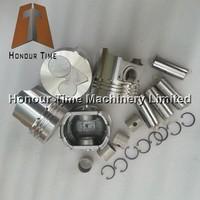 V2203 engine piston for excavator Kubota liner kit parts