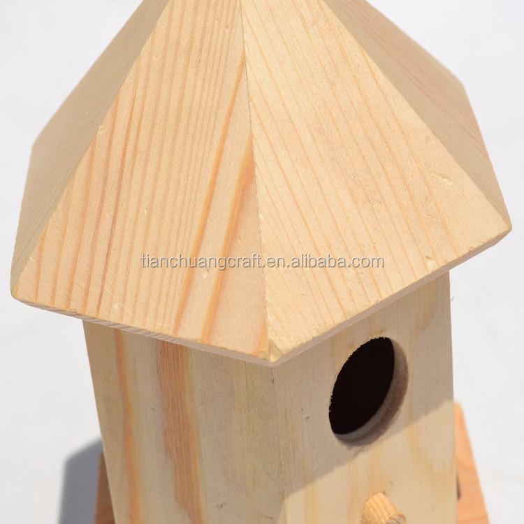 Outdoor feld garten spatz nest vogelnest vogelnest zucht box ...