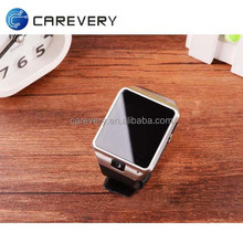 Waterproof android watch phone with sim card slot, gsm phone call android watch cellphone