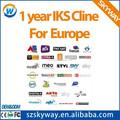 Cline cccam para servidor openbox, dm cielo apoyo del reino unido, alemania,italiano etc.