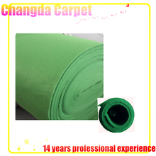 Integrity management non woven polyester carpet