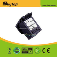 Hot product made in China Re-manufactured inkjet cartridge for HP 21 and for hp 22 compatible ink cartridge C9531AA & C9532AA