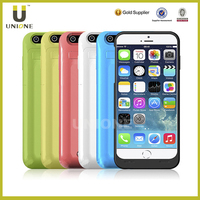 Alibaba Gold Supplier Quick Charging Rechargeable Power Bank External Battery Case Cover for Apple iPhone 5