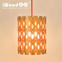 iWood plywood Lighting lamp & lighting led hanging lamp