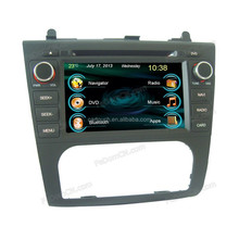 7 inch Touch Screen Car DVD GPS Navigation System For Nissan Altima