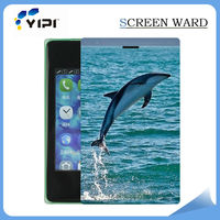 Mirror Screen Scratch Guard Protector + Free Cloth For Nokia N8
