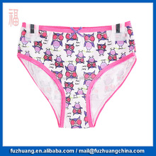 Children Underwear Multi Color Bikini Yound Girls Panties 004