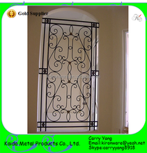 Ornamental Wrought Iron Metal Wall Art Decor