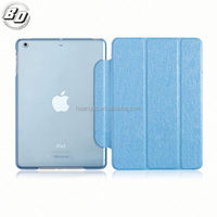 2015 new promote price New Arrival Stylish Ultra Slim Smart Case Cover for ipad AIR