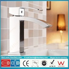 Hot selling single handle brass basin mixer tap / faucet