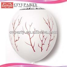 high quality latex ballon,advertising ballon,party ballon printed balloon card packing