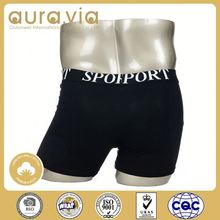Professional Factory Supply hot sexi photo image /man thick cotton boxer underwear