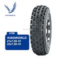 150cc haute qualité 25-8-12 25-10-12 pneus ATV