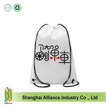 210D Nylon Custom Mesh Drawstring Pack/Bag/Backpack