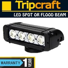 "offroad led light bar 7.8"" straight led light bar 4x4 c ree led light bar, 7.8' led light bar, auto led light bar"