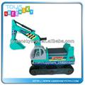 camión de juguete para los niños paseo en el juguete de la grúa