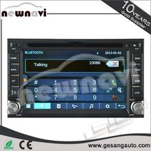 gps navigation Car Dvd Player Vedio Stereo For universal Support Original GPS,Bluetooth,3D UI