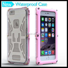 China Supplier Protective Cover for Iphone 6 5.5 Inch Waterproof Case