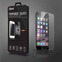 Super Quality Anti Scratch Anti Radiation Tempered Glass Screen Protector for Iphone6