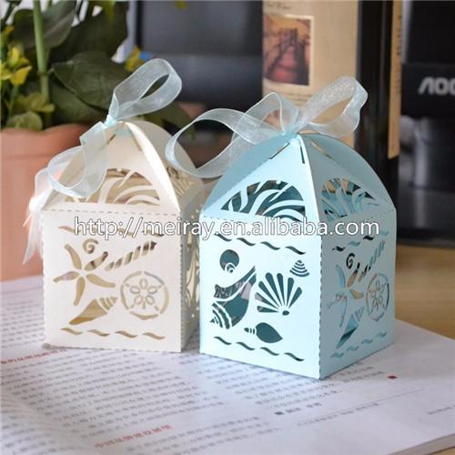Peasonalised Nautical Wedding Favors Chocolate Candy Box /beach ...