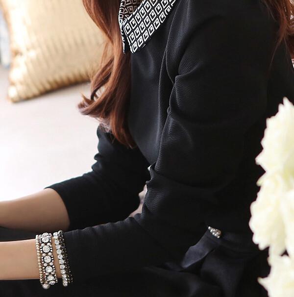WQL1582 autumn dress 11