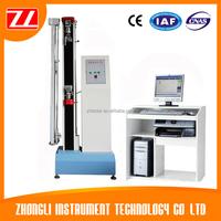 China Supplier Manual Universal Tensile Testing Machine