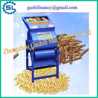 Advanced technology best quality without breaking corn cob corn threshing machine