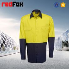 reflective roadway protective hv fire retardant anti static workwear