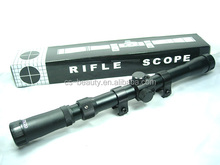 New 3-7x20 Zoom Air Rifle Telescopic Scope Sights for hunting Fit .22 rifles or air guns
