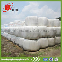 strong waterproof materials roll of plastic silage film agriculture
