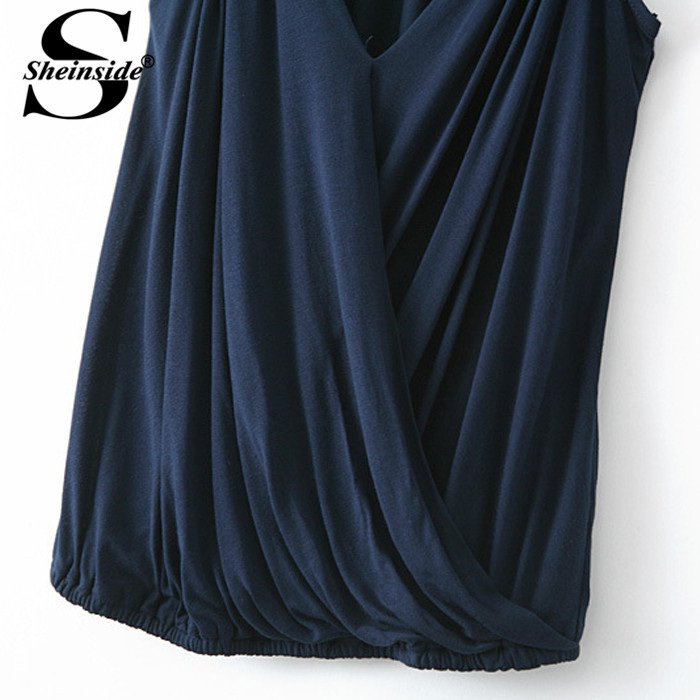 Топ Sheinside 2015 Blusas Femininas cami14072202