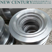 Forged flanges for valve
