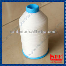100% polyester sewing thread with PTFE coated
