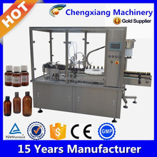 15 Years Factory alcohol filling machine glass bottle(TUV/CE/GMP/ISO)