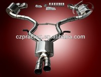 Exhaust catback fit for Mercedes Benz W211 E55 AMG