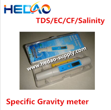 Ph Meter Waterproof Ph / Orp / Cond / Tds / Salt / Temp Pen Tester