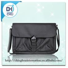 Latest design 15.6inch canvas laptop messenger bag Hot !!