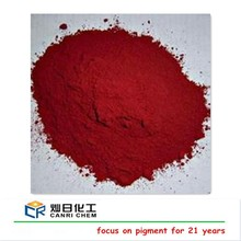 Iron Oxide,130,190 Type and Inorganic Pigment Style lead chromate molybdate sulfate red Molybdate red