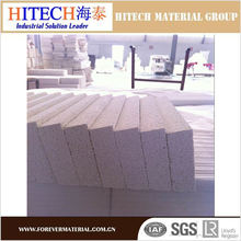 fireproof Zibo Hitech fused JM series insulation brick with low thermal conductivity