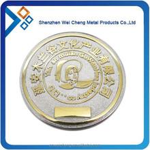 metal chrome car grille badge