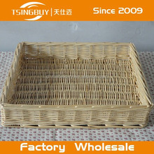 High quality 100% natural handmade decorative storage wicker basket london