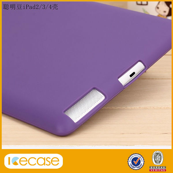 For Ipad Silicone Case by Eco-friendly Clever Bean,for ipad silicon case