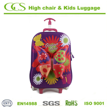 best wholesale easy-carry purple baby luggage