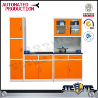 cheap kitchen cabinet/cabinet kitchen/stainless steel kitchen cabinet