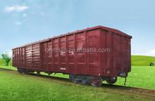 AAR certified Hopper Wagon for railway; wagon for sales; box railway car ;railway box car