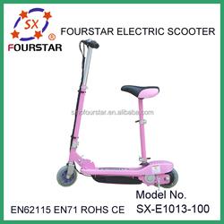 FOURSTAR 12V 4.5AH eco mini pocket bike scooter 120W